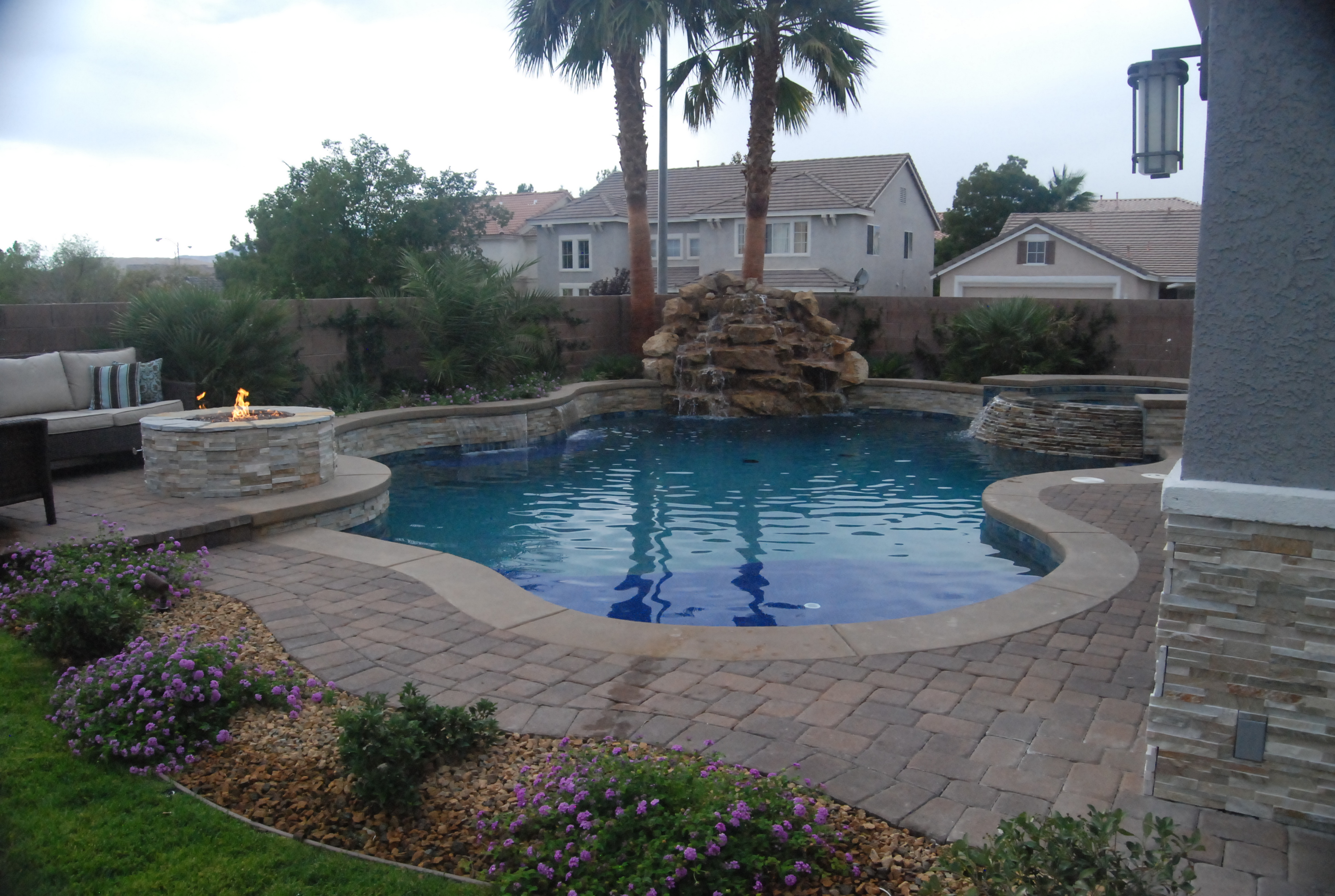 Does your backyard exceed your expectations? - Las Vegas ...