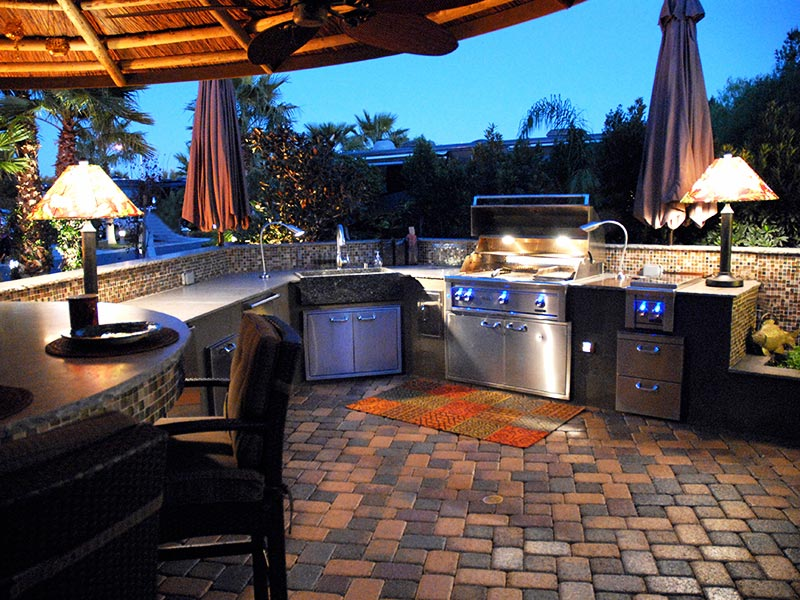 Pizza Oven Outdoor Kitchen How To Build